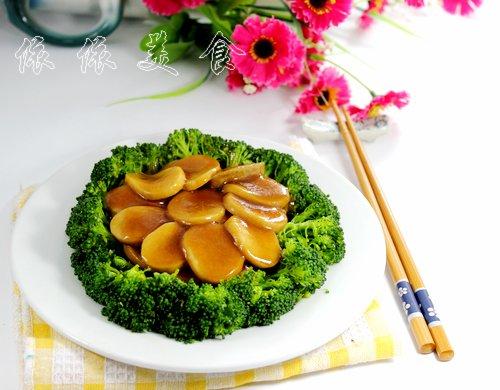 鲍汁杏鲍菇