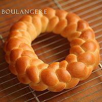 你该编辫子了 zopf面包的做法图解12