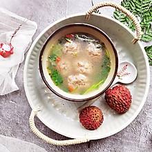 减脂牛肉丸子汤