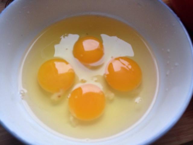 幼儿食谱~鸡蛋抱南瓜