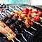 """日式烤肉—格兰仕""""百变金刚""""立式电烤箱试用菜"""