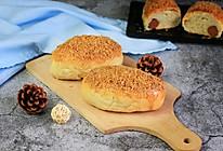 肉松香肠面包的做法