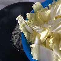 #肉食者联盟#白菜腐皮炖五花肉的做法图解16