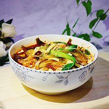 #硬核菜谱制作人#开胃酸辣粉