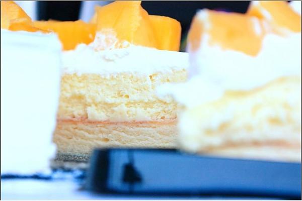 榴芒芝士蛋糕的做法