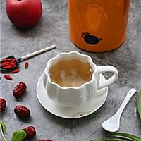 苹果红枣枸杞茶的做法图解11