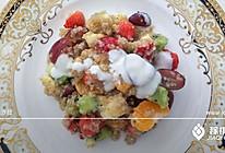 藜麦水果沙拉的做法