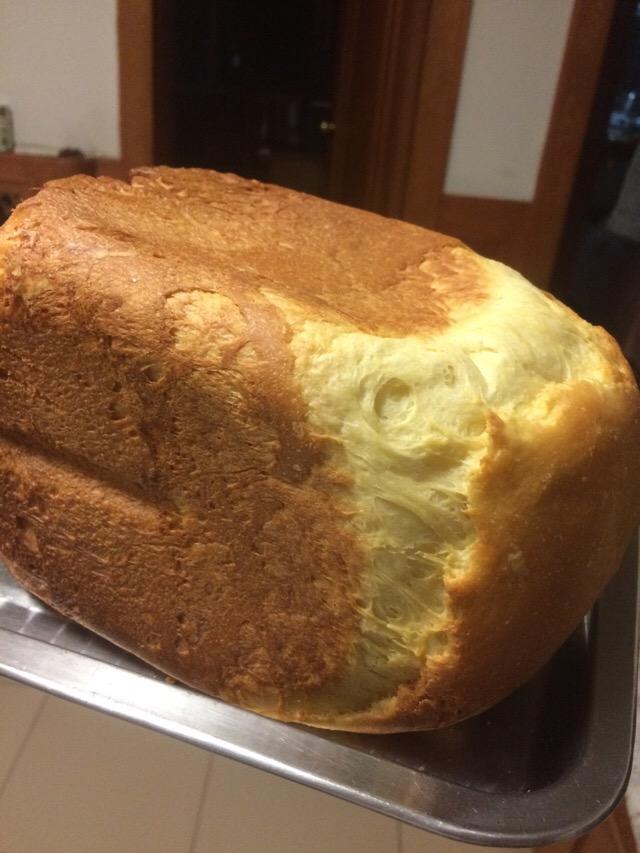 用面包机做香软的全麦面包的做法