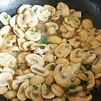 葱香口蘑的做法图解6