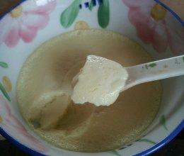 婴幼儿玉米牛奶蛋羹的做法