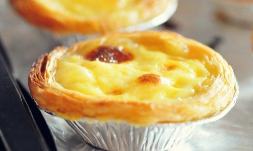 一食半刻 | 葡式蛋挞的做法