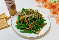 凉拌豇豆的做法