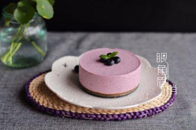 蓝莓慕斯#豆果魔兽季部落#