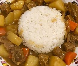 好吃的椰浆咖喱牛肉饭的做法