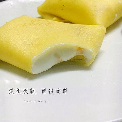 芒果班戟(无黄油版)
