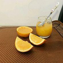 该吃橙子了 橙子果冻