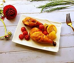 柠香蜂蜜烤鸡腿#春天肉菜这样吃#的做法