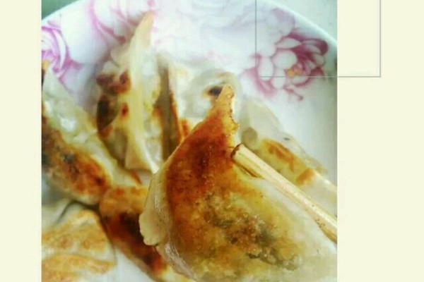 日常煎饺的做法