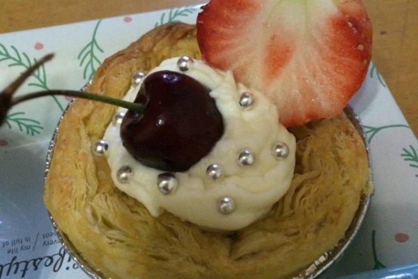 水果塔的做法