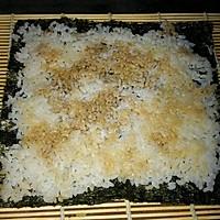 寿司    (紫菜包饭)的做法图解2