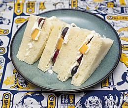 水果三明治的做法