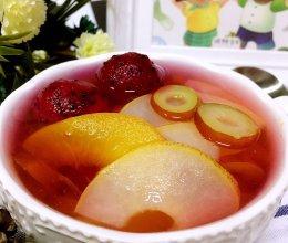 宝宝版水果饮 补充维生素的做法
