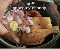 姜葱豉油鸡的做法图解2