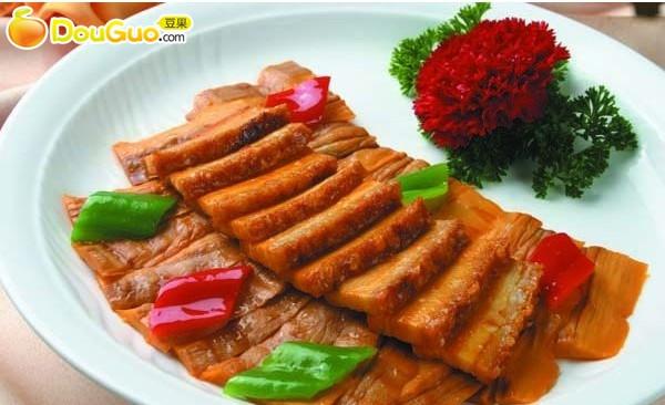 五花肉炒干笋的做法