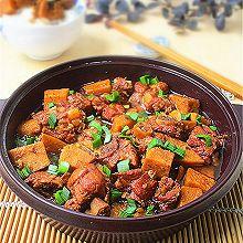 豆豉香芋排骨煲