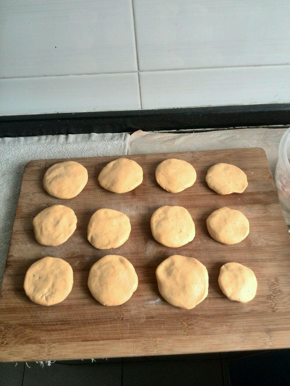 烤南瓜饼的做法步骤