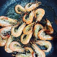 黑胡椒煎虾的做法图解3