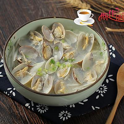 蛤蜊白萝卜汤百合番茄炒鸡蛋