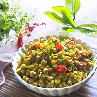 #父亲节,给老爸做道菜#清炒酸豇豆的做法图解7