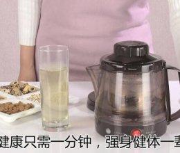 止咳茶的做法