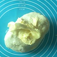 黄油 面包  牛角包的做法图解5