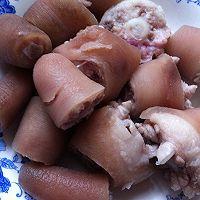 黄豆南乳猪尾煲的做法图解5