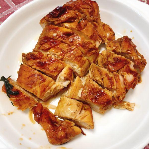 无油版香煎鸡胸肉的做法