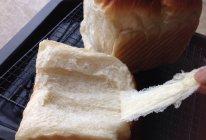 冷藏中种北海道吐司~面包机揉面的做法