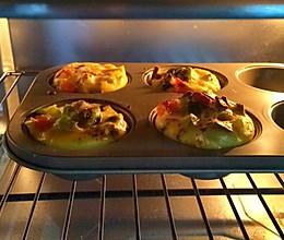 【健康低脂喵】鸡胸肉烤蔬菜丁的做法
