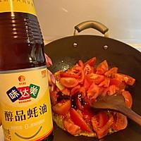 #味达美名厨福气汁,新春添口福#西红柿鸡蛋面的做法图解3