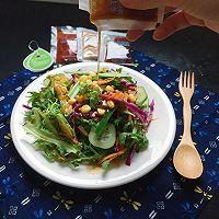 夏日减肥沙拉#丘比沙拉汁#的做法图解5