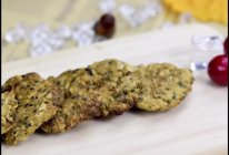 低脂低热量的美味早餐——茶籽油燕麦饼的做法