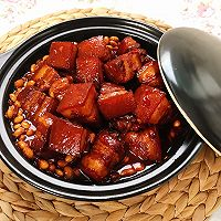 川味红烧肉(餐桌上的一道硬菜)的做法图解16