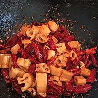挑战你的味蕾绝佳下酒菜-麻辣藕丁的做法图解5