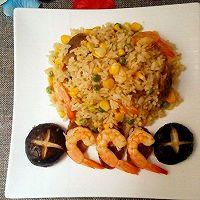 海鲜腊味焖饭#美的初心电饭煲#的做法图解9