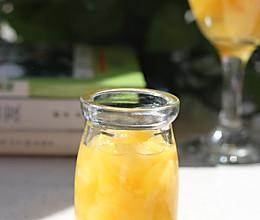 菠萝果冻的做法