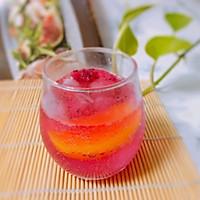 #夏日冰品不能少# 火龙果气泡饮的做法图解5