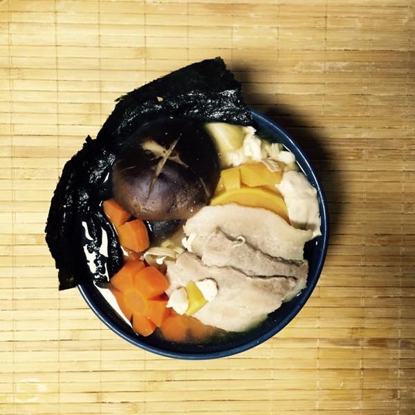 膳食—味增煮的做法