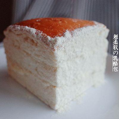 乳酪包——超柔软的中种法