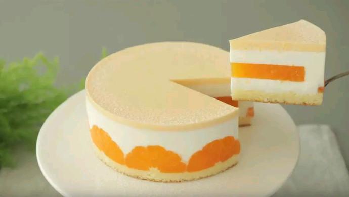 蜜橘酸奶蛋糕